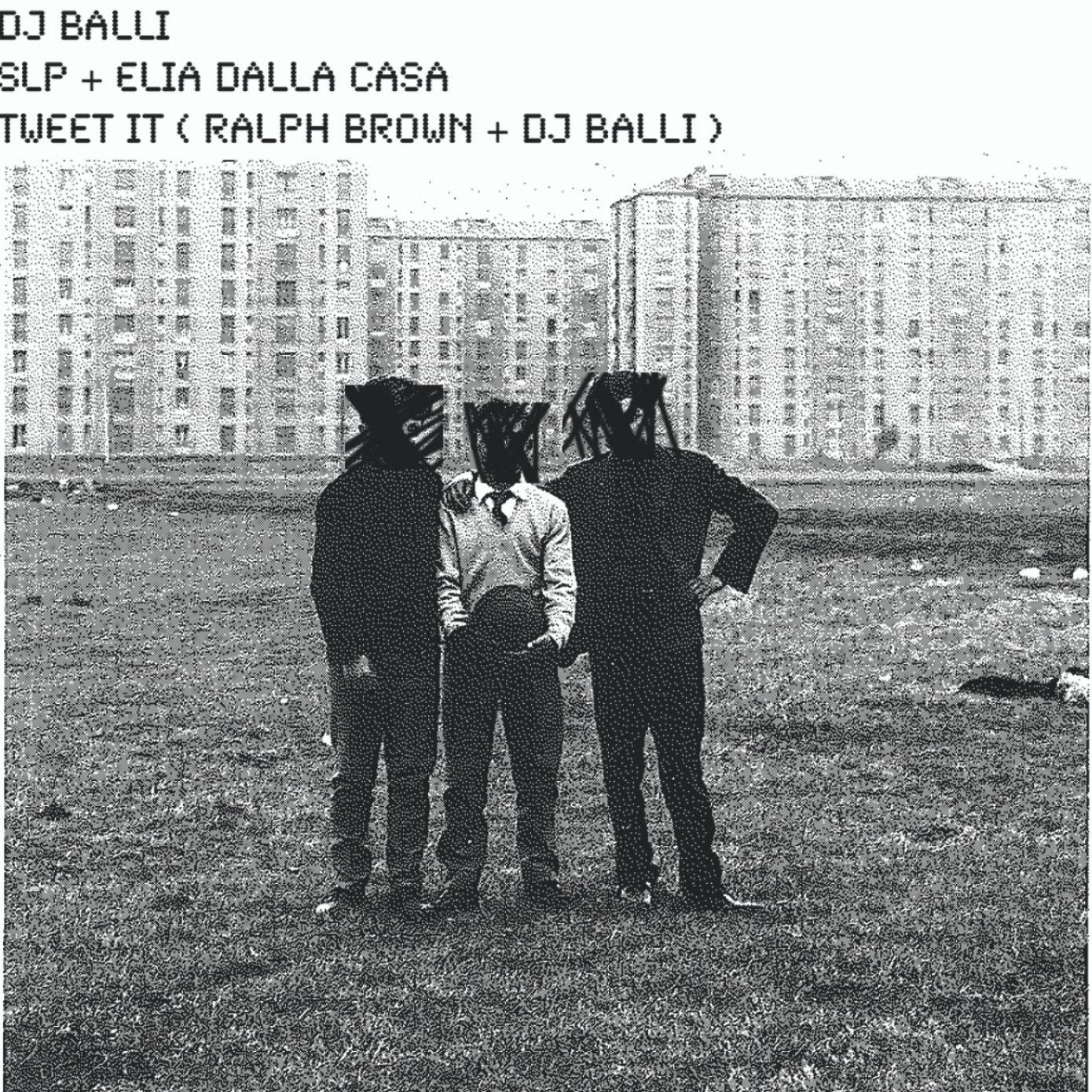 """DJ Balli / SLP & Elia Dalla Casa / Dj Balli & Ralph Brown, """"LIVE @ NUB"""" (SR076, 2012)"""