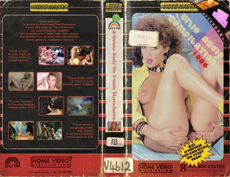 """SLP / DJ Balli / Stufa / Gabriel Introvini, """"A Serious Study On Female Masturbation"""" (SR069, 2013)"""