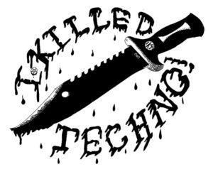 I Killed Techno Artist Logo
